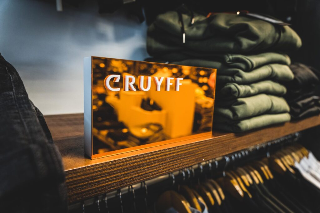 Fashion Works Cruyff bord